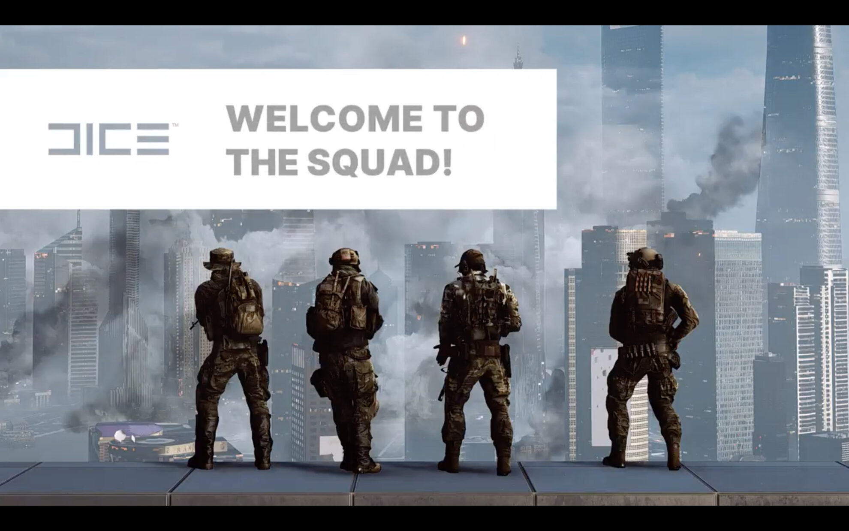 BF:休暇開けに新入社員を迎えるDICE、元Overwatch開発スタッフも