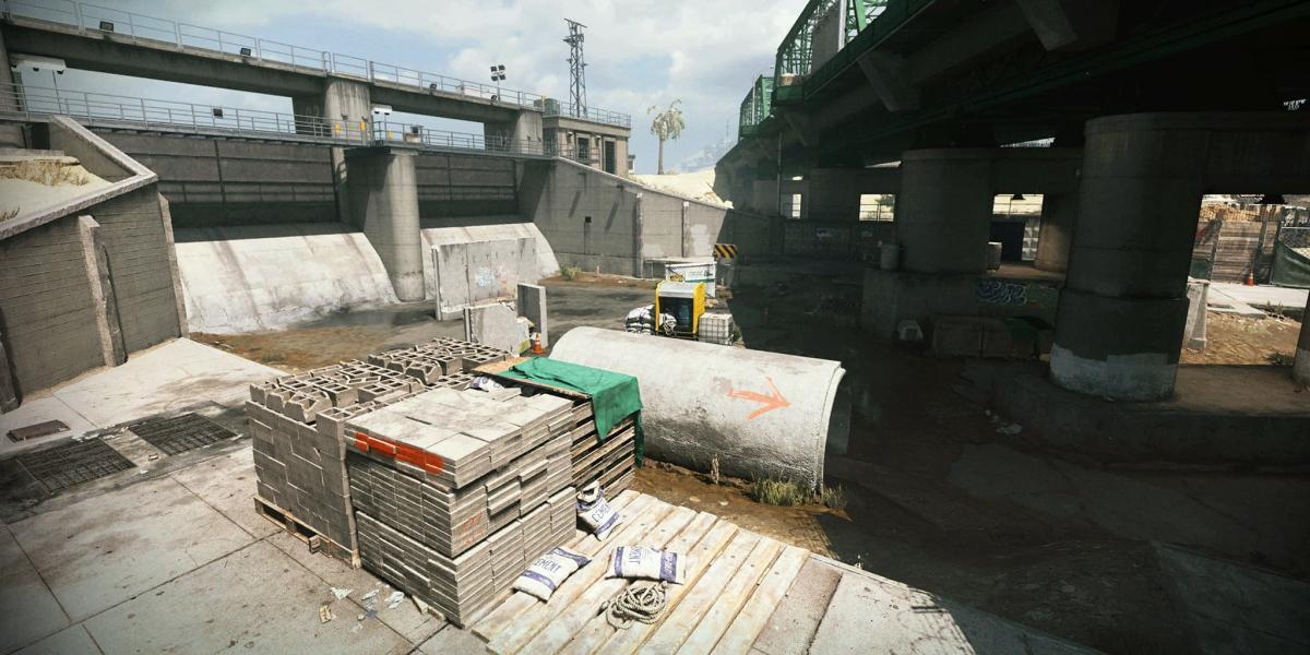 CoD:MW:新マップ「Al-Raab Airbase」と「Drainage」が一時削除