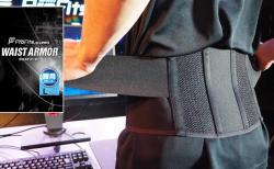 ピップ:ゲーマーの腰を守る!eスポーツ向けアイテム第2弾「プロ・フィッツ for e-SPORTS ウエストアーマー」販売開始(3,828円)