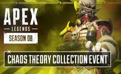 エーペックスレジェンズ:「カオスセオリー・コレクションイベント」が3月10日スタート、24種のアイテム収集でバンガロールのスパレジェを手に入れろ