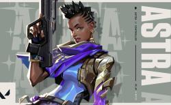 VALORANT:エピソード2Act2が3月3日より開始、ガーナ出身の新エージェント「アストラ」登場