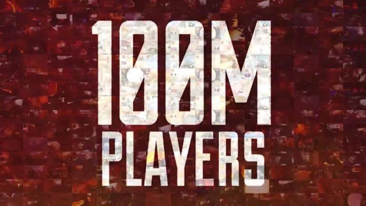エーペックスレジェンズ:総プレイヤー数1億人突破! 記念動画公開