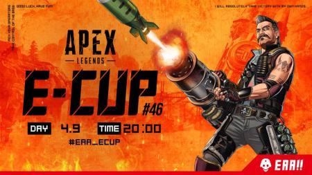エーペックスレジェンズ:PS4版オンラインイベント「E-CUP #46」4月9日開催、優勝チームにAmazonギフト券3万円分プレゼント