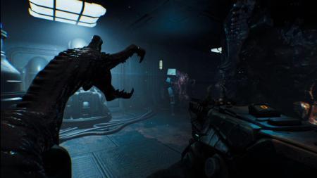 協力型SFホラーFPS『RIPOUT』が2022年配信、宇宙船に潜むエイリアンから生き延びろ!