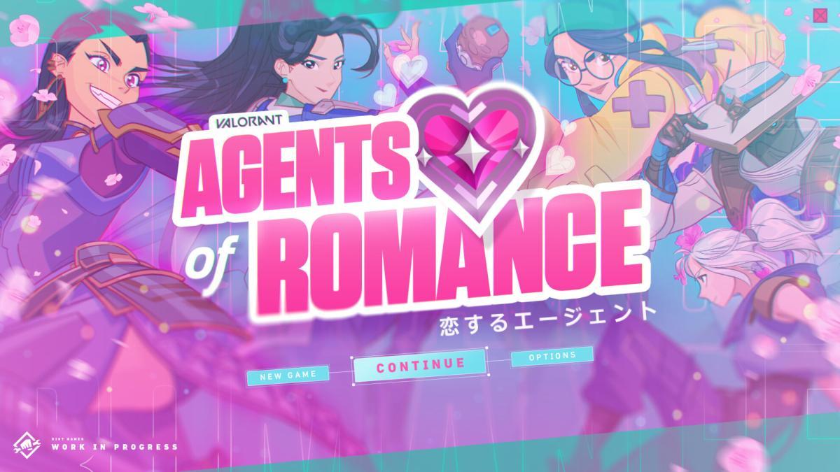 ライアットゲームズ、『VALORANT』の恋愛シミュレーションゲーム『VALORANT: Agents of Romance -恋するエージェント-』発表