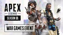 エーペックスレジェンズ:5つの特別ルールで戦う「ウォーゲームイベント」4月14日スタート、リスポーンありやアーマー自動回復など