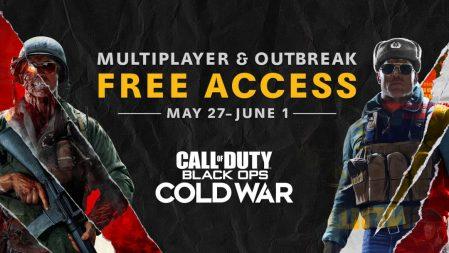 CoD:BOCW:6月2日までマルチプレイヤーとゾンビモードが全機種で無料開放! PC最大40%OFFセールも