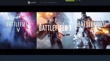 Steamで『バトルフィールド』70%OFFセール:『BF1』『BF4』『BF3』は1,075円、『BFV』は2,871円(6月15日まで)