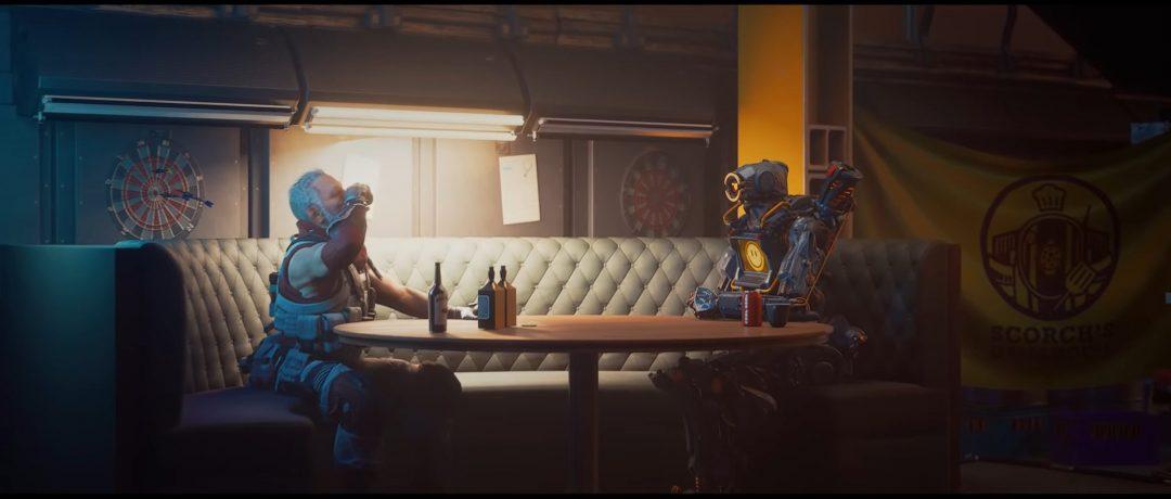 The Truth - Pathfinder Origin - Apex Legends Short Film 5-29 screenshot