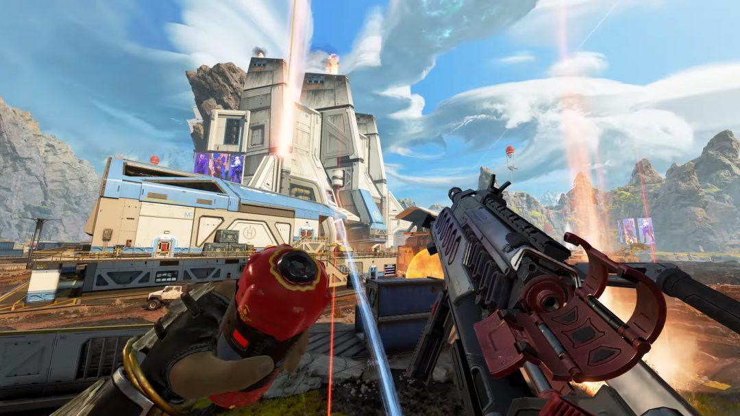 「エーペックスレジェンズ_ エマ―ジェンス」ゲームプレイトレーラー 1-42 screenshot