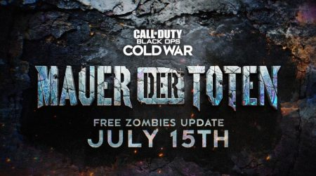 CoD:BOCW:ゾンビモード新章「Mauer der Toten」7月15日登場、Perk「ミュールキック」も復活