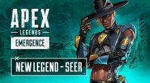 エーペックスレジェンズ:新レジェンド・シアのキャラクタートレーラー公開、強力な情報収集アビリティのプレイ映像