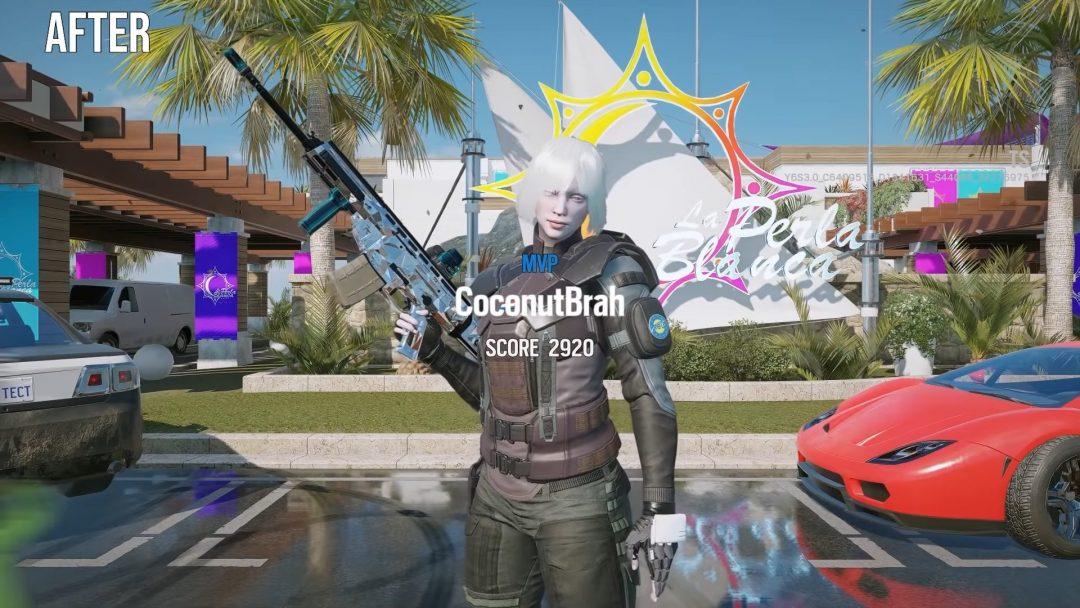 Testing Hidden Changes In Crystal Guard TS - Rainbow Six Siege Crystal Guard 1-5 screenshot