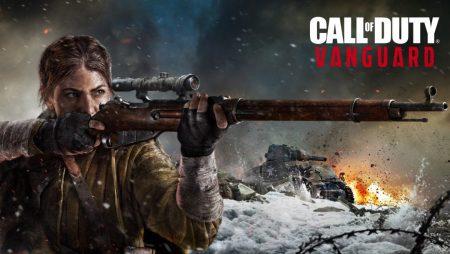 CoD:ヴァンガード:キャンペーンミッションのプレイ動画公開!ソビエトのスナイパー「ポリーナ・ペトロバ」