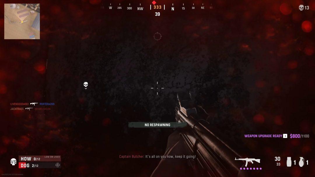 コールオブデューティヴァンガードマルチプレイヤーゲームプレイとインプレッション! 7-56 screenshot