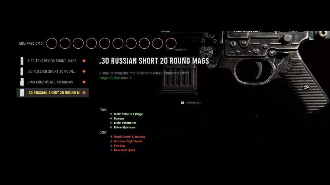 ガンスミス_ヴァンガード_Call of Duty®_ Vanguard - Worldwide Multiplayer Reveal 12-9 screenshot