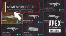 """エーペックスレジェンズ:新トレーラーの謎武器""""ネメシスバーストAR""""とは? 開発者「うっかりリークしてしまった」"""