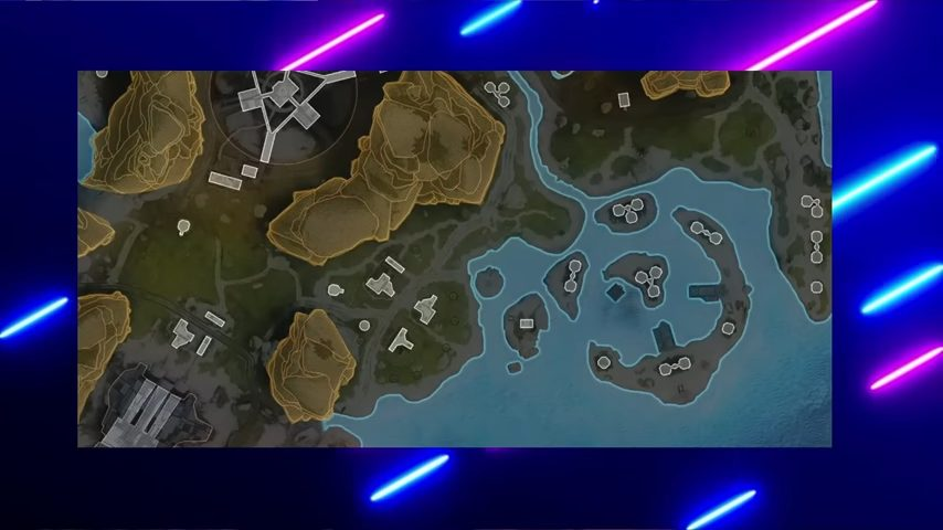 Apex Legends New Tropic Map Images Season 11 0-7 screenshot