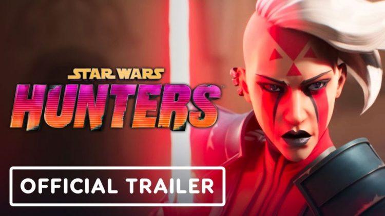 """『スター・ウォーズ』の基本プレイ無料アリーナ""""STAR WARS HUNTERS""""発表、Switch/Android/iOS対応で2022年リリース"""