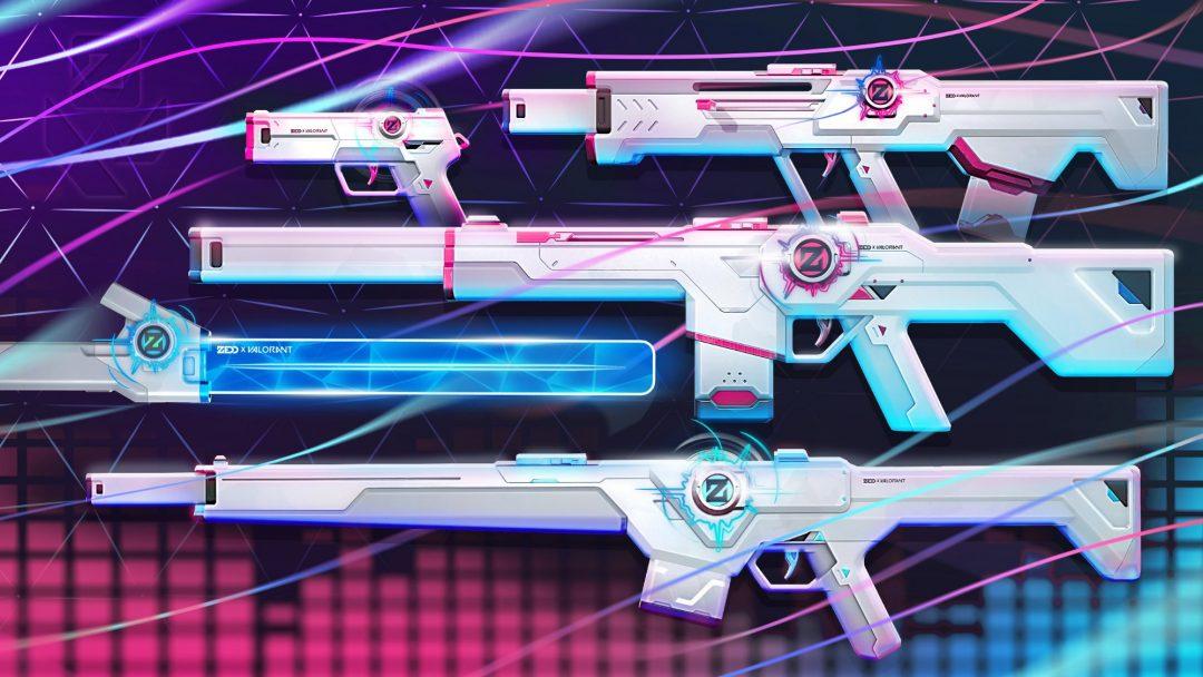 VALORANT:グラミー賞アーティスト DJ Zeddとコラボ、初のオーディオ連動型スキン「スペクトラム」登場