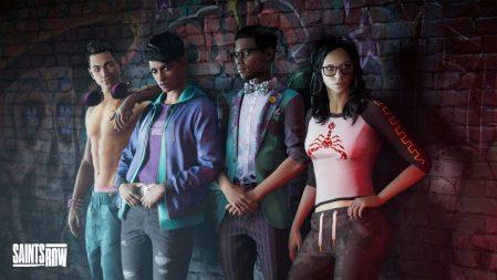クライムアクションTPS『Saints Row』の国内発売日が2022年2月25日に決定、本日より予約受付開始