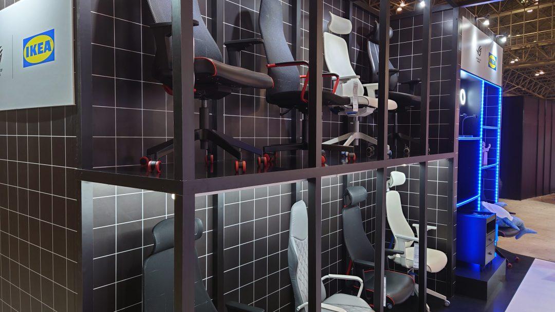 ゲーミング家具の価格破壊チャンピオン兼キルリーダー「イケア」の本気を見た―TGS初出展のイケア・ジャパンにインタビュー