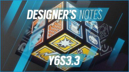 レインボーシックス シージ:Y6S3.3アプデ情報公開、Kapkanら防衛オペレーター6人に調整/強武器