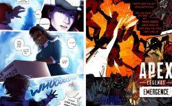 エーペックスレジェンズ:「息子はまだ生きている?」 ホライゾンが主役のコミック連載中、シーズン11のティザーか