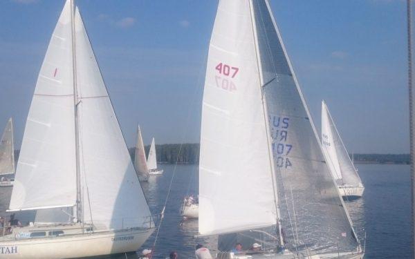 Чемпионат России в классе quotКрейсерская яхта quotКартер30