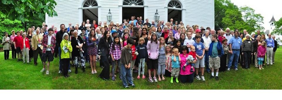 Welcome to First Parish of Sudbury