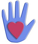 heart in hand clipart