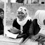 UUSC photo of girls in Tanzania