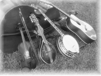 April 28: Music Sunday Bluegrass Mass with Southern Rail (clone)