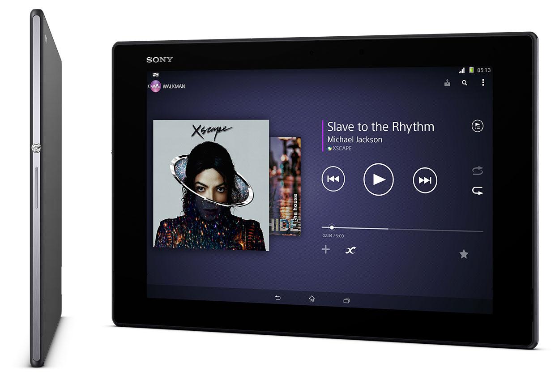 Kết quả hình ảnh cho Sony Z2 TAblet