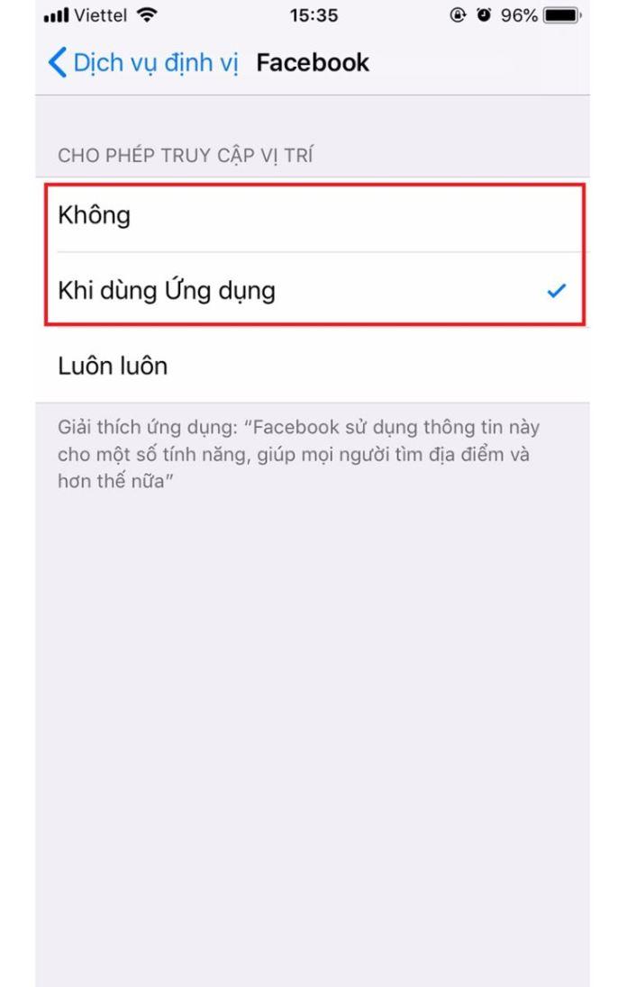 3 mẹo hay giúp tăng thời lượng pin iPhone khi vào Facebook
