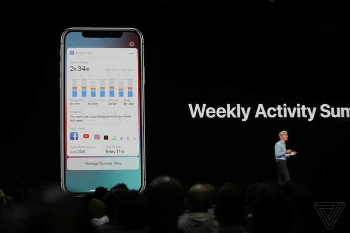 những tính năng mới iOS 12 14