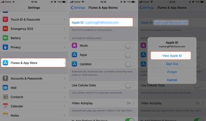 Khắc phục lỗi không vào được AppStore trên phiên bản iOS 12 Beta (Ảnh 3)