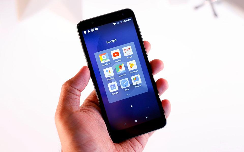 Đánh giá phiên bản Android Oreo Go Edition