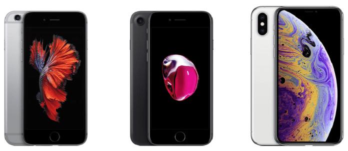 Nên lên đời iPhone XS từ iPhone 6s hoặc iPhone 7 (ảnh 1)