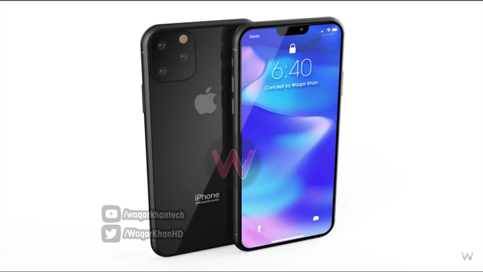 Concept iPhone XI (ảnh 3)