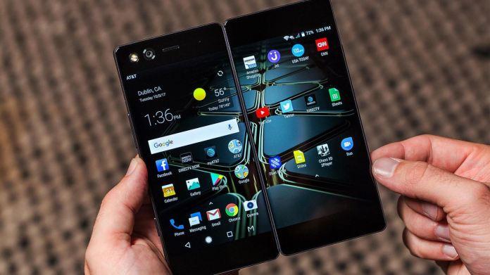 LG sẽ ra mắt một mẫu smartphone màn hình gập tại MWC 2019