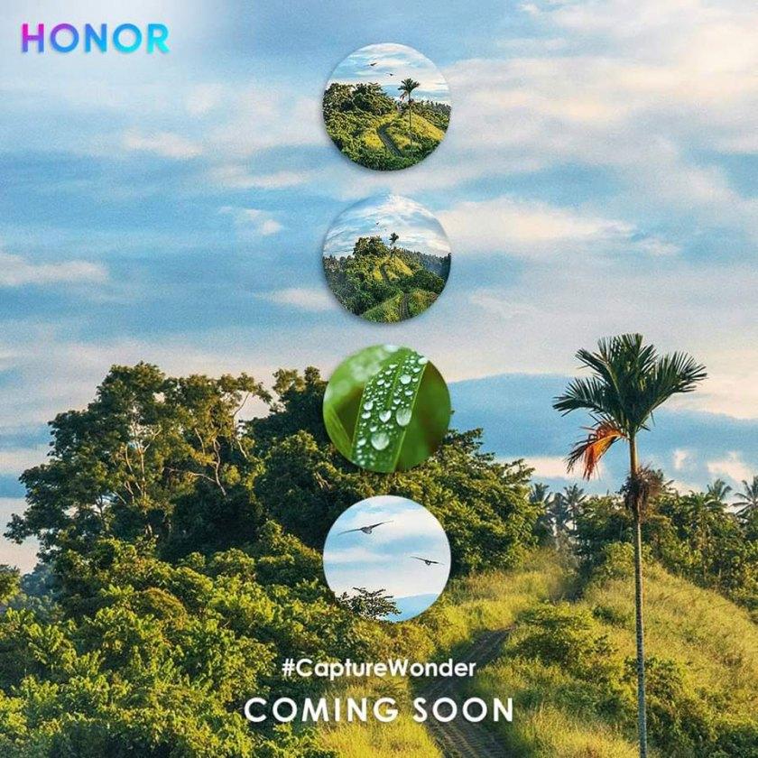 Honor 20 và Honor 20 Pro cùng có 4 camera sau!