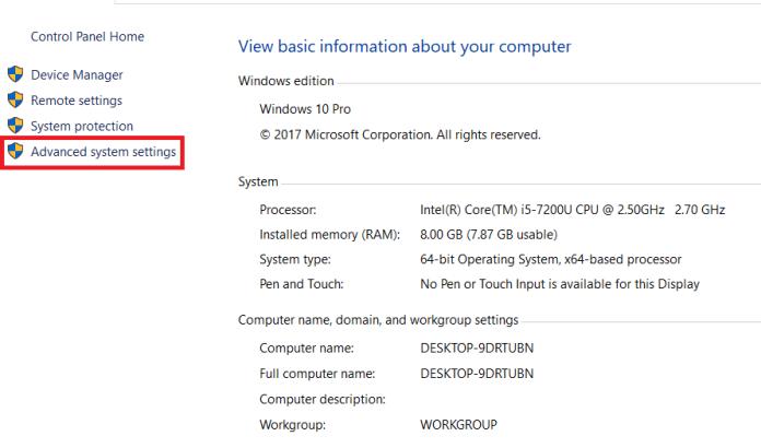 Hướng dẫn set RAM ảo cho máy tính cài đặt Windows 5