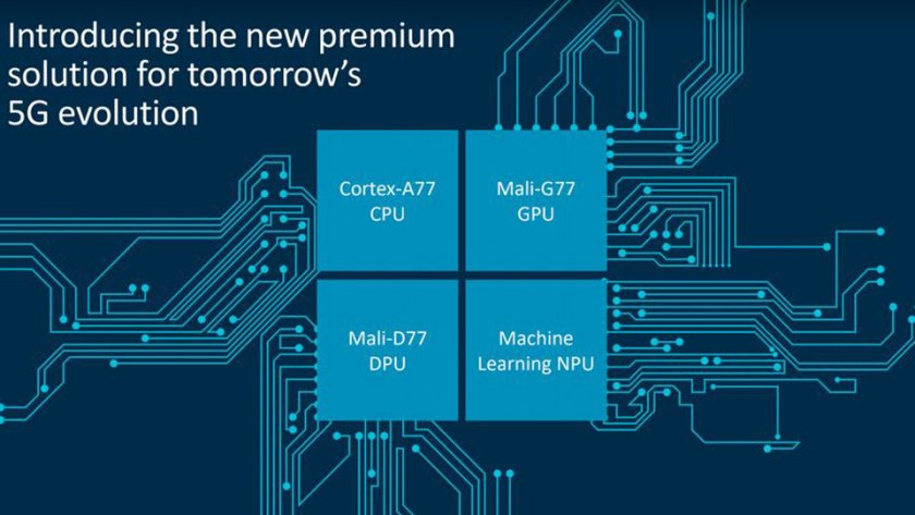 ARM công bố thiết kế CPU cao cấp mới