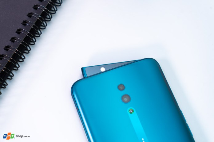 thiết kế Oppo Reno