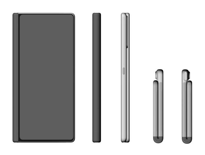 Thiết kế của Huawei Mate X thế hệ thứ 2 bất ngờ xuất hiện (ảnh 2)