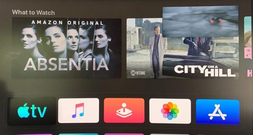 Apple phát hành tvOS 13 beta 3
