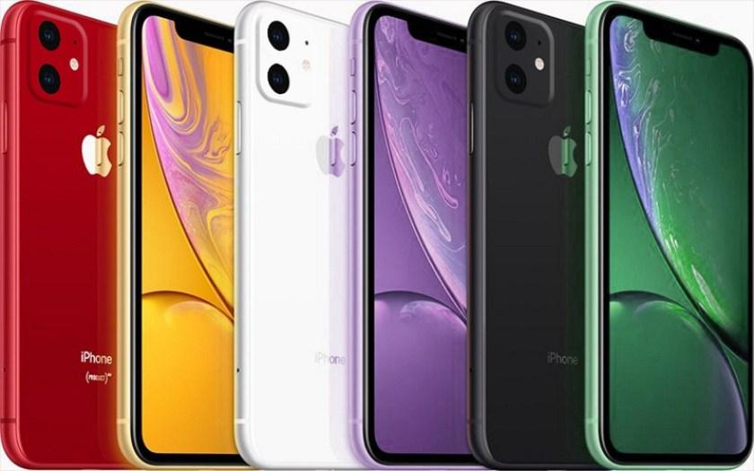 Những thay đổi đáng mong chờ trên iPhone XR 2019 6