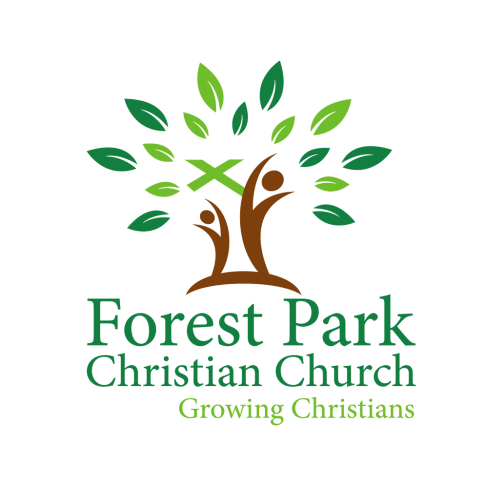 This image has an empty alt attribute; its file name is forestparklogo.png