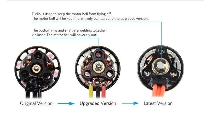 betafpv beta75 pro new motors